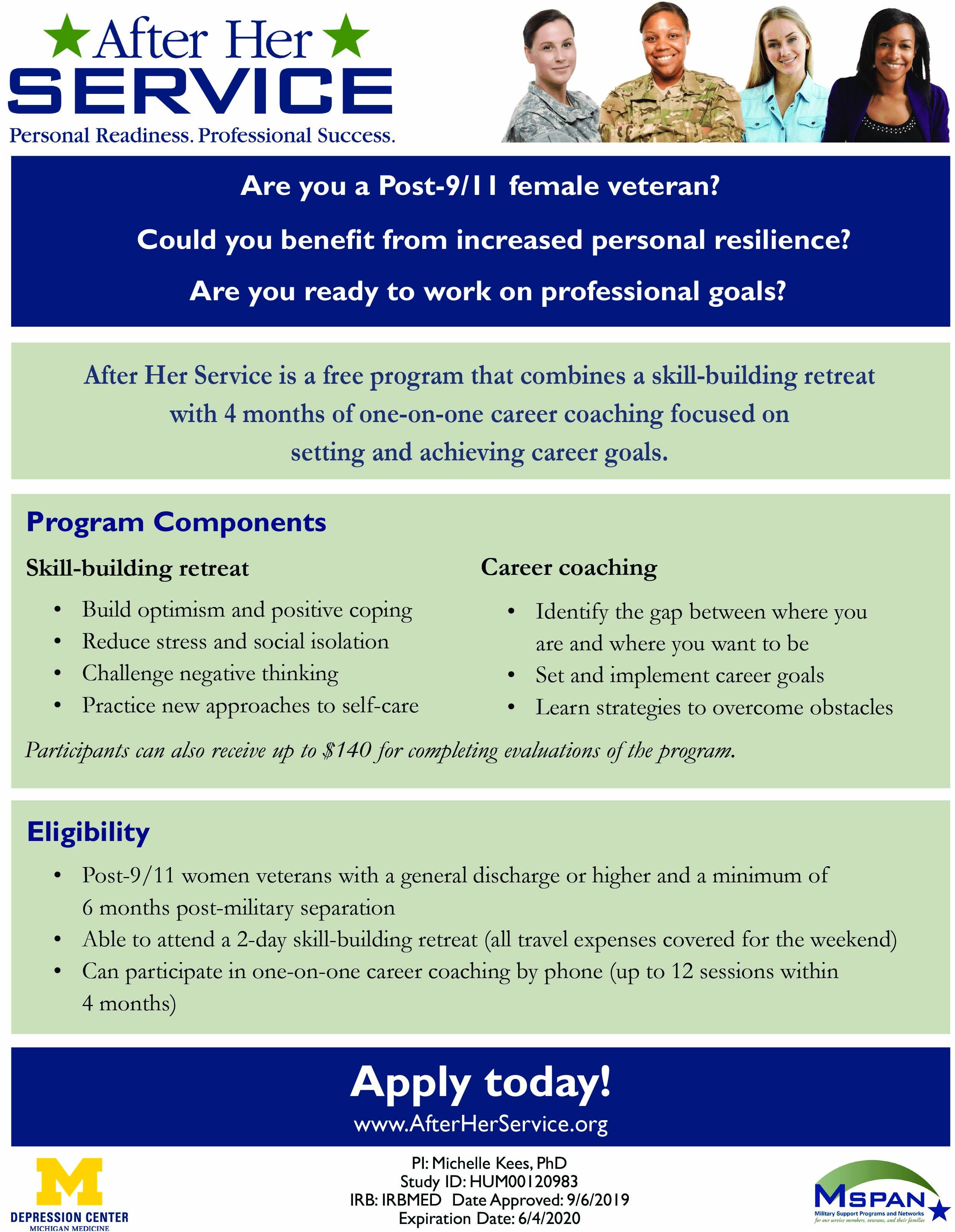 AHS Recruitment Flyer_Fall 2019-Winter 2