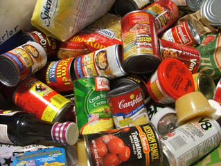 AMVETS, First Energy Conduct Multi-Regional Veterans Day Week Food Drive