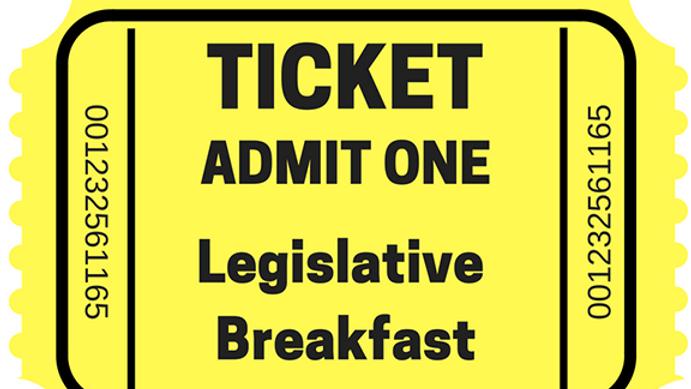 33rd Annual Legislative Awards Breakfast