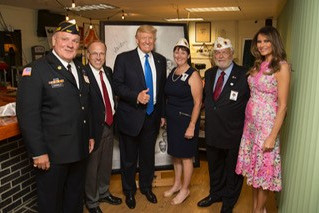 President Trump Visits Ohio AMVETS Post 44 - Additional Pictures