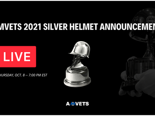 AMVETS Silver Helmet Award honorees to be announced LIVE Thursday night