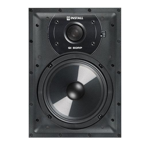 """Q-Install QI80RP Speaker 8"""" In-Wall Speaker"""