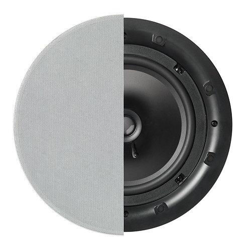"""Q-Install QI80C Speaker 8"""" In ceiling speakers (pair)"""
