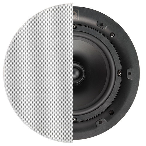 "Q-Install QI65 6.5"" in ceiling speakers (pair)"