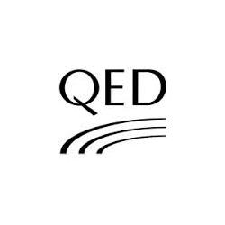 QED logo