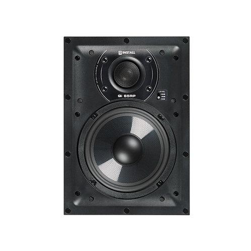 """Q-Install QI65RP Speaker 6.5"""" In-Wall Speaker"""