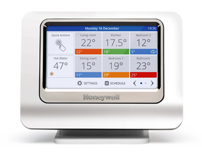 Honeywell Evohome, the Rolls Royce of smart heating control.