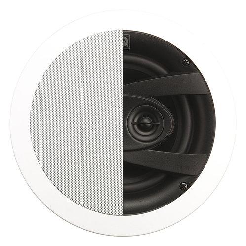 "Q-Install QI65CW-ST Stereo Speaker 6.5"" Weatherproof"