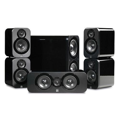 Q Acoustics 3000 5.1 Home Cinema Speaker Pack