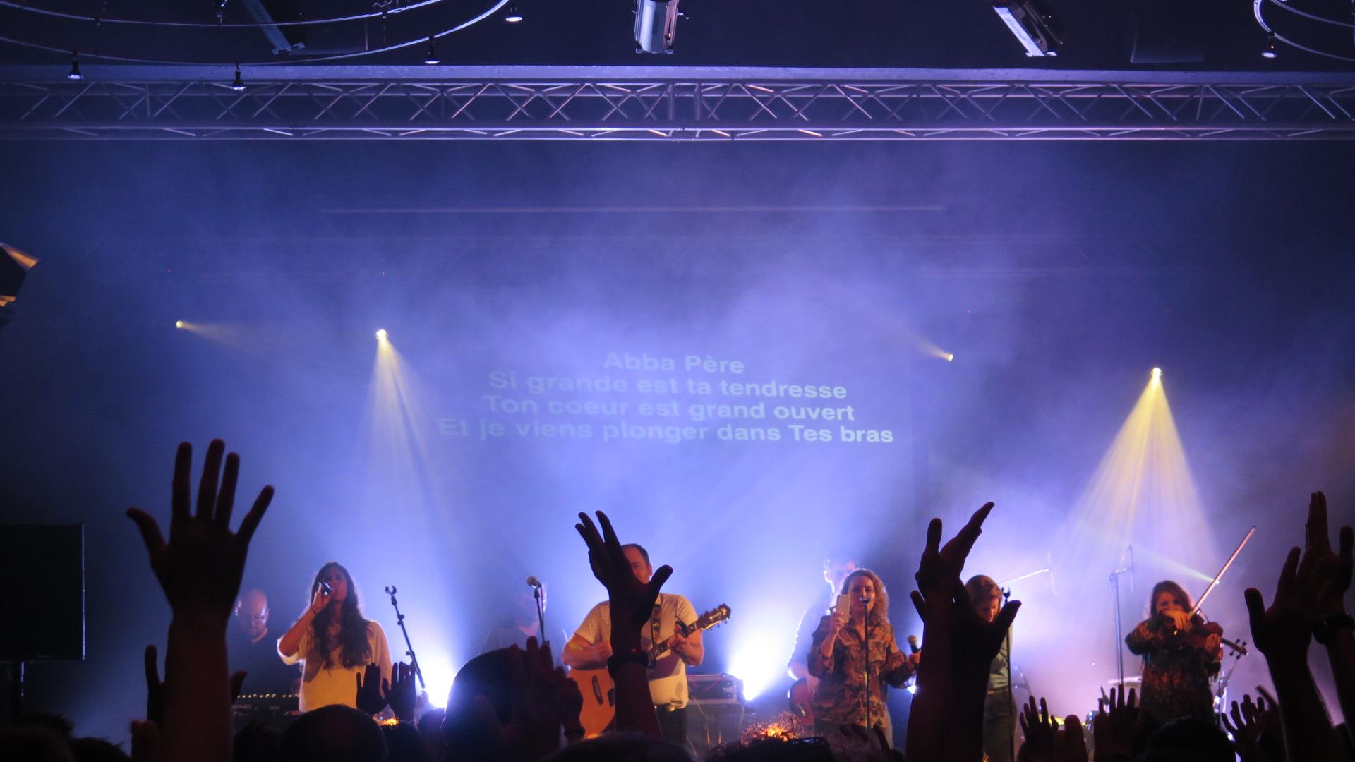Concert du Collectif Cieux Ouverts