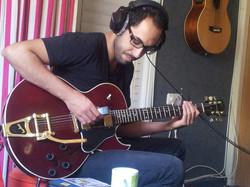 בהקלטות לאלבום של סמדר רונן