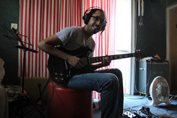 הקלטות לאלבום של סמדר רונן