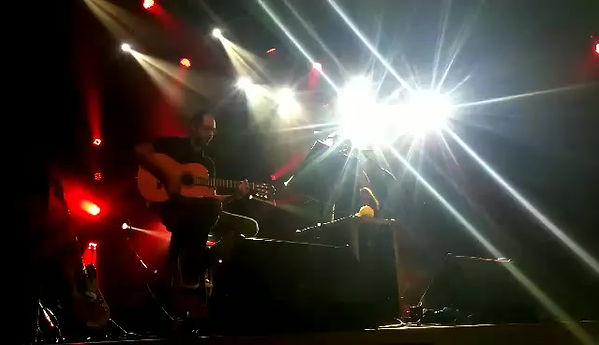 ירדנה ארזי והגבעטרון - שהשמש תעבור עלי - סולו גיטרה