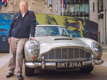 The pull of 'brand Bond' is as strong as ever as he and his Astons set out to save British cinema