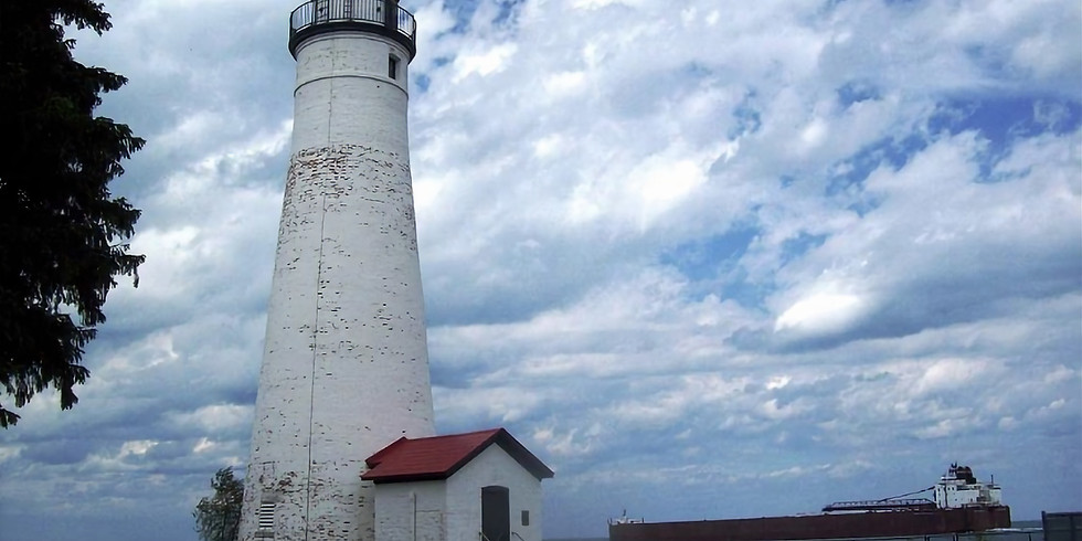 DRCP at the Fort Gratiot Lighthouse