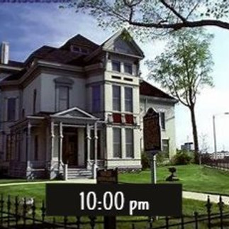 Whaley Historic House Museum Public Investigation and Tour  (Session 2)