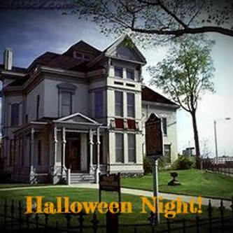 Whaley Historic House Museum HALLOWEEN Investigation and Tour