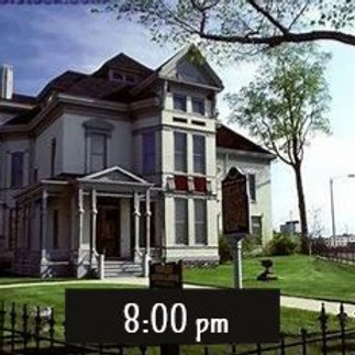 Whaley Historic House Museum Public Investigation and Tour  (Session 1)