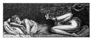 The origins and explanation of the Succubus and Incubus