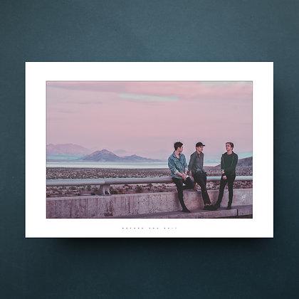Desert - Poster
