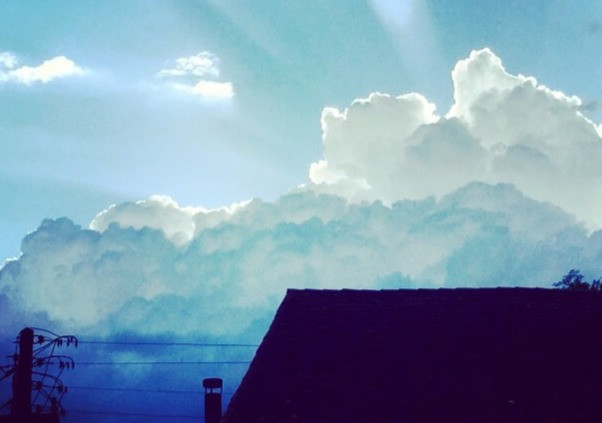 Silver-lining-clouds