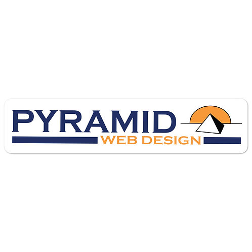 Pyramid Sticker 2021