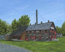 Sutherlands Steam Mill