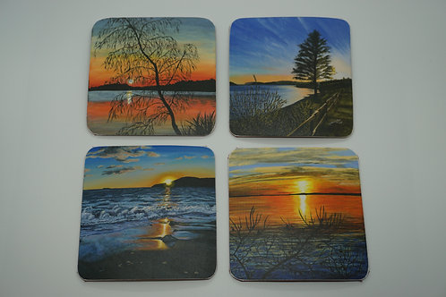 Sunset Series (Coasters)