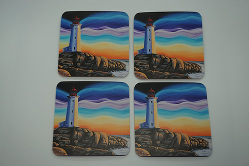 Peggy's Delight (Coasters)