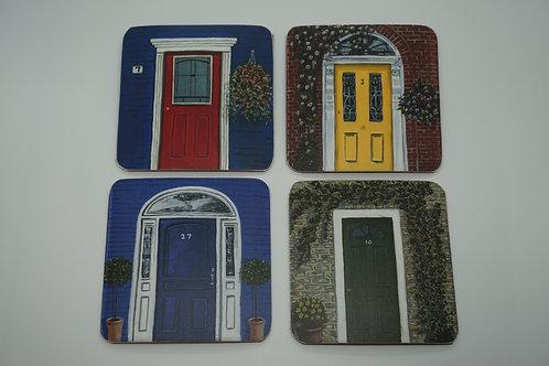 Shut the Front Door (Coasters)