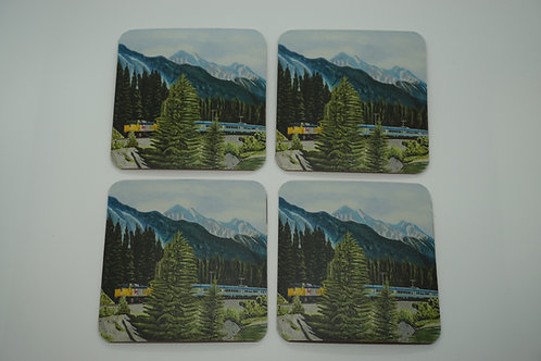 Canadian Adventure (Coasters)