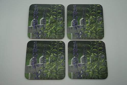 The Garden Fence (Coasters)