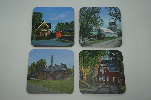 Around Tatamagouche (Coasters)