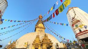 モンキーテンプル(ネパール)