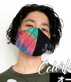 Goaオリジナルメンズマスク