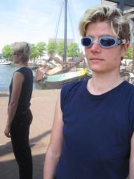 Amsterdam Blindfold