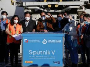 Bolivia: Vacunas contra COVID_19 fue trasportado en un frigorífico avícola.