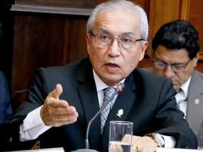 Junta Nacional de Justicia destituye a Pedro Chávarri del Ministerio Público.