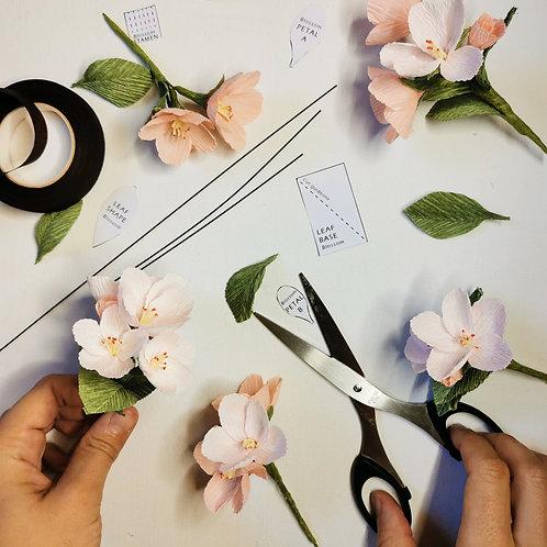 Paper Blossom Kit