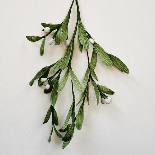 Paper Mistletoe - 10th, 11th or 13th December