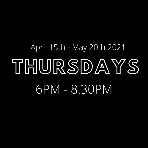 Every Thursday Night - Priority Booking