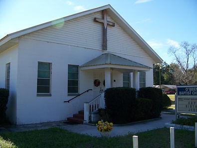 O'Brioen Baptist Church Front