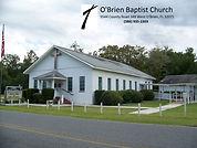 O'Brien Baptist Church