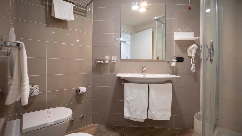 Camera Standard senza Balcone - bagno