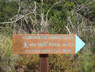 Lacona Trekking park è il posto ideale per godere della natura dell'isola; infatti gode di 17 sentieri e 50 km di passeggiate con viste mozzafiato.