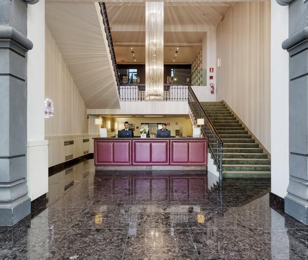 Italiana Hotels Milan Rho Fair