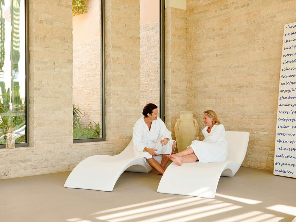 Privacy e spazi relax