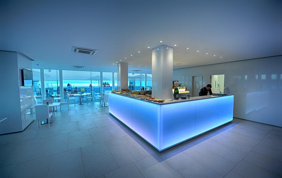 Bar al rooftop