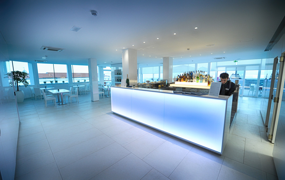 Il Bar con vista panoramica
