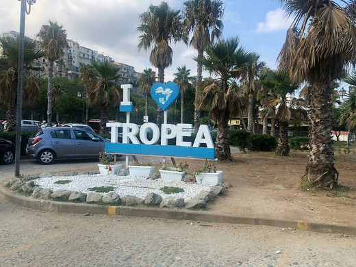 Benvenuti a Tropea